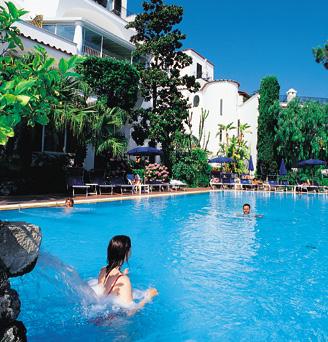 Hotel Temre Villa D Oro