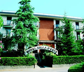 hotel villa d 39 este grado italien. Black Bedroom Furniture Sets. Home Design Ideas