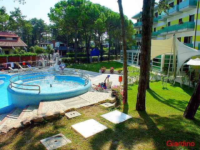 Hotel Mediterraneo Lignano Sabbiadoro Ud Italien