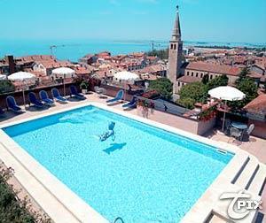 Hotel fonzari grado italia for Hotel euro meuble grado