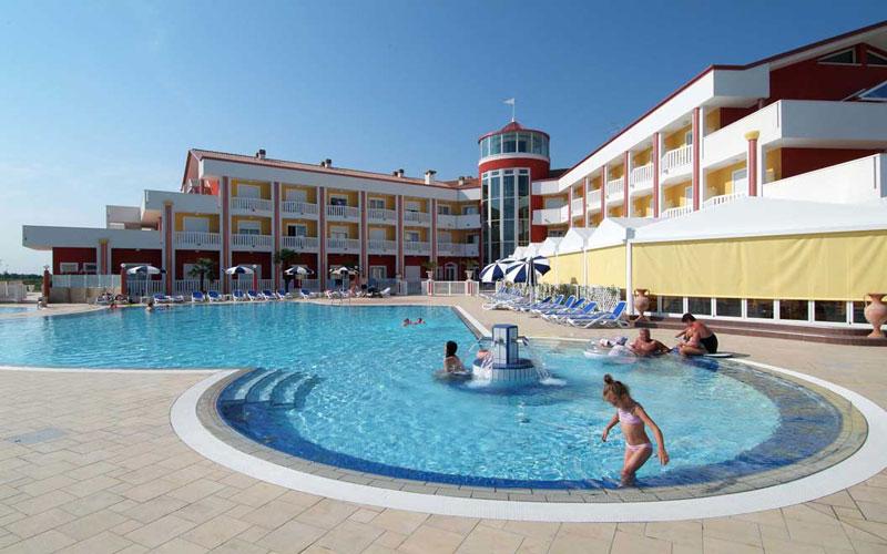 3 4 5 Sterne Hotel Caorle Italien Hotel Am Strand In