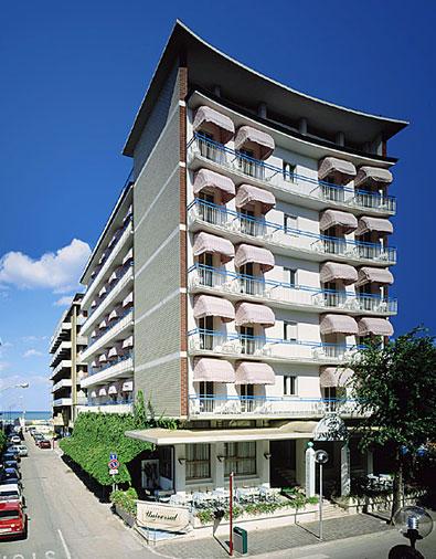 Cattolica Hotel  Stelle Sul Mare Con Piscina