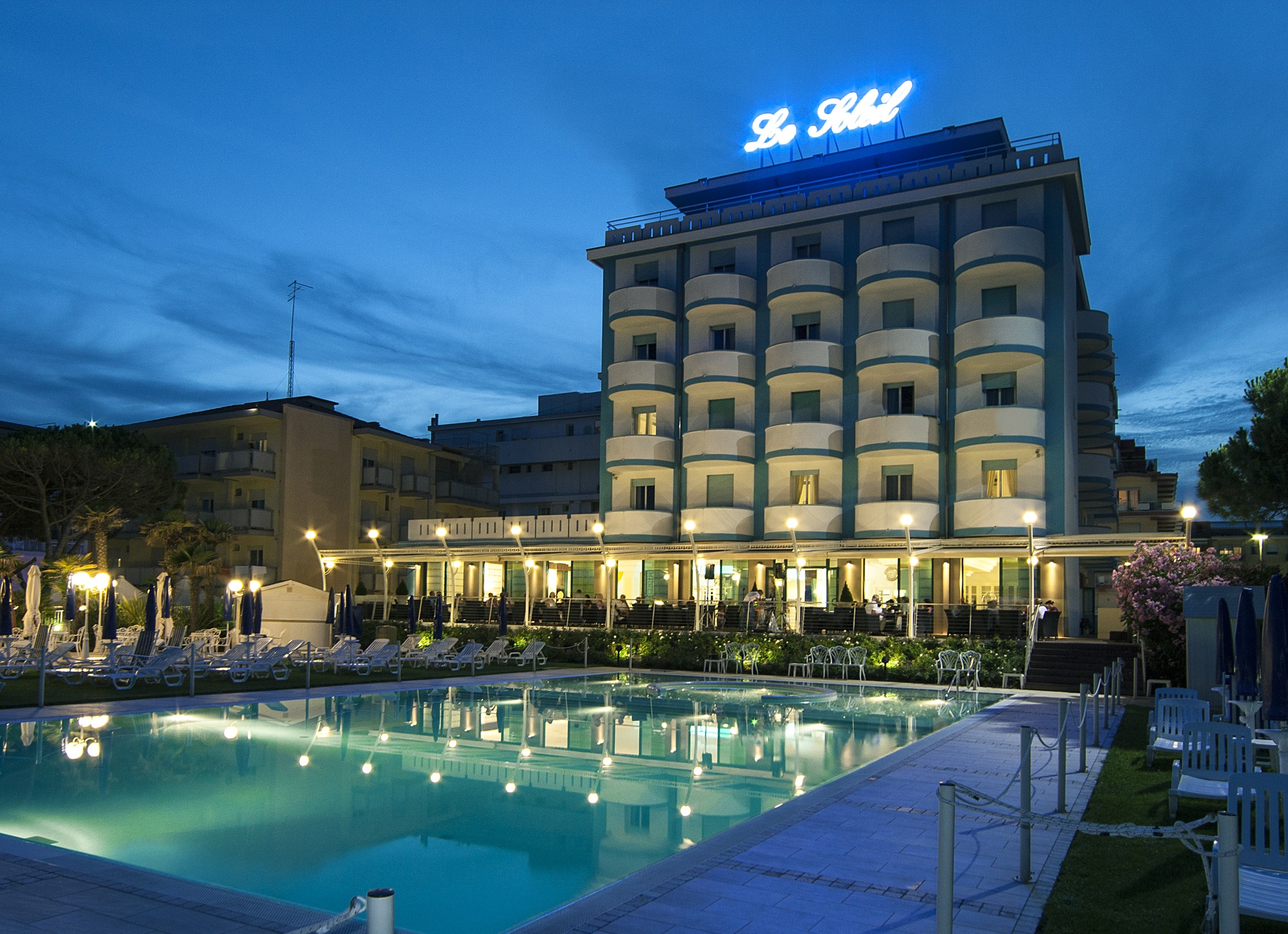 Jesolo Italy  City pictures : Hotel Le Soleil Jesolo, Venedig, Italien Htls.it